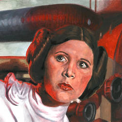 Princess Leia - Carrie Fisher - Details