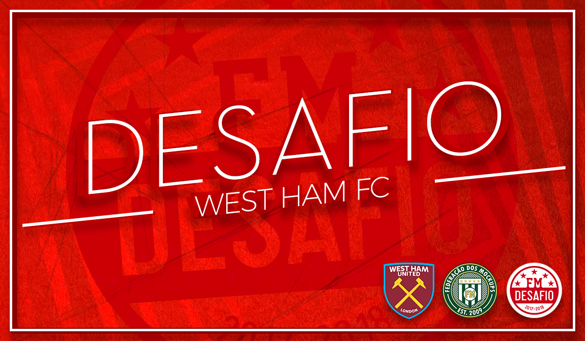 Desafio #2 de Fevereiro/2018 - West Ham FC - ING Desafio_fm_by_todescof-dc3c6bc