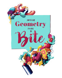 Geometry I'd love to bite by starwink