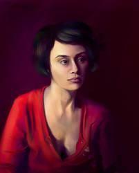 Roxana portrait