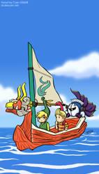 Boat Ride by cyen