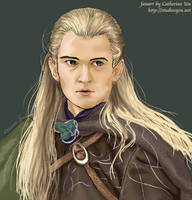 Legolas by cyen