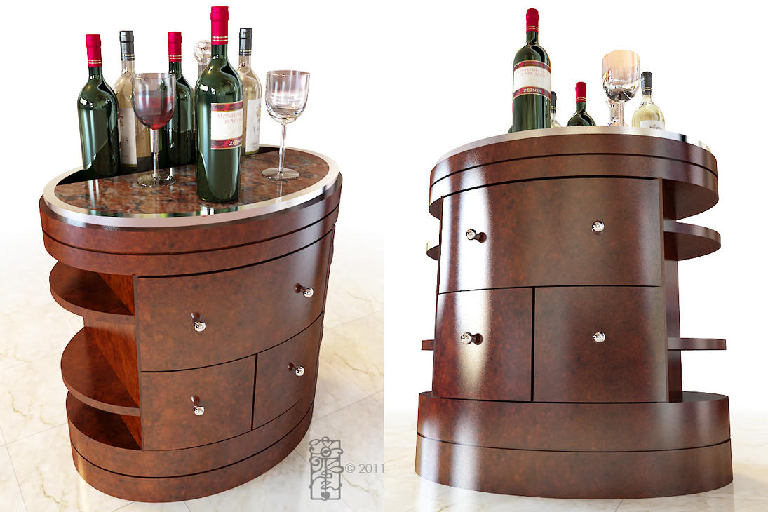 Bar Furniture at Le Meridien by shahrezs18 on DeviantArt