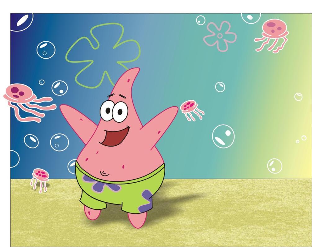 spongebob patrick by takemidesu on deviantart