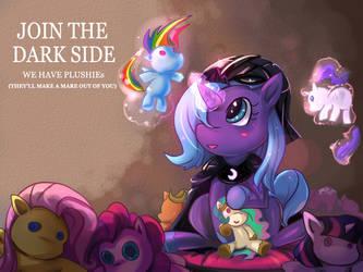 MLP FiM : Join Luna by bakki
