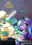MLP FIM : It's good for you