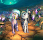 MLP: Blinkie and Inkie