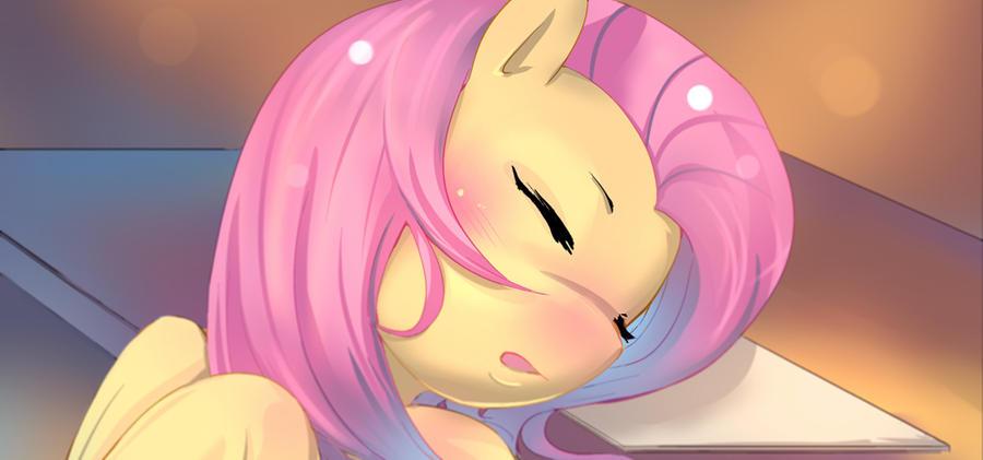 MLP: Quick nap by bakki