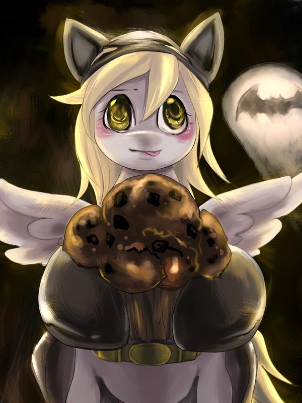 mmhh muffin by bakki