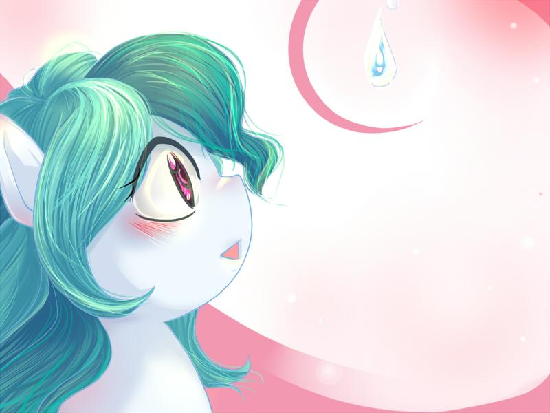 Dew Droplet by bakki