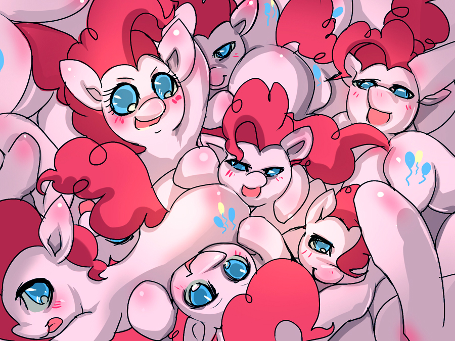 Pinkie pile is best pile by bakki