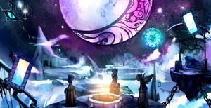Commission : Luna's Domain