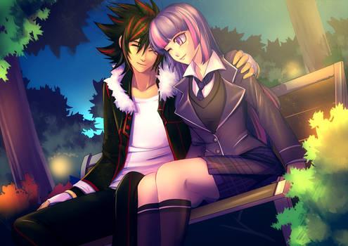 Commission: ShadowxTwilight