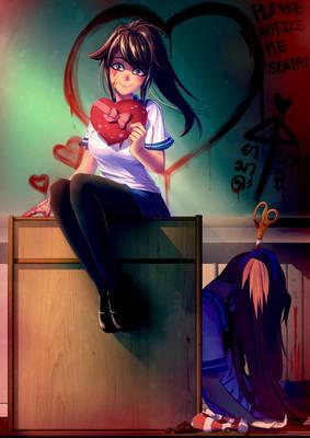 Aishi's Valentine gift: V. LoveSick