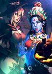 Obligatory Halloween Mercy picture.