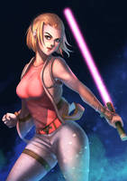 <b>[commission] Neoteric Jedi</b><br><i>bakki</i>