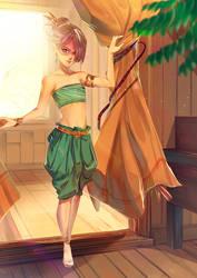 OC : Thai dress