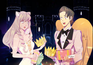 [cm]Fur and Feathers: Become King and Queen of Ark