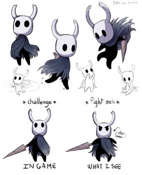 Baby Knight Doodles