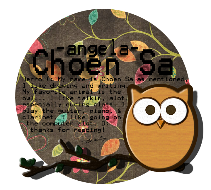 Choen-Sa's Profile Picture