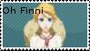 Finny Stamp by littleporkchop