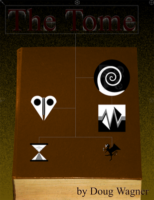 The Tome: Cover by rodent347