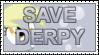 Save Derpy Stamp by TheSharp0ne