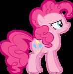 Pinkie Pie Is Unamused - Vector