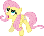 As Celestia Is My Witness - Fluttershy Vector