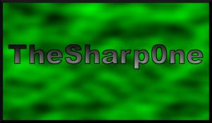 TheSharp0ne's Profile Picture
