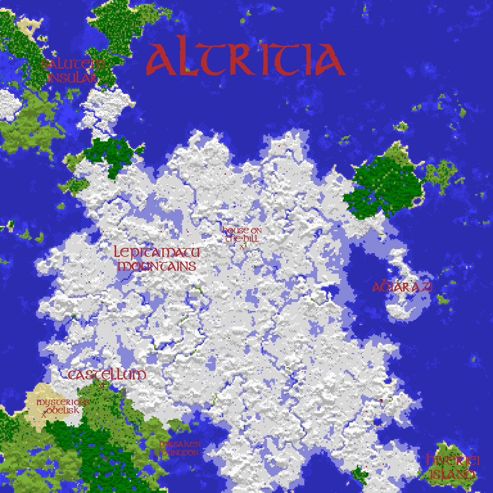 Map of altritia minecraft multiplayer world map by thesharp0ne on map of altritia minecraft multiplayer world map by thesharp0ne gumiabroncs Gallery