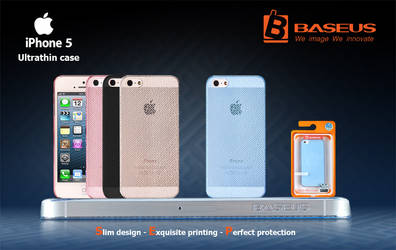 Baseus Banner ( Ultrathin Case for iPhone 5 ) by YulizarZ