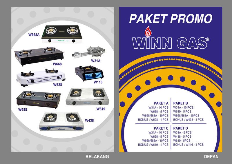 Promo Package Winn Gas by YulizarZ