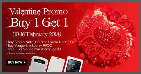 Baseus Valentine Promo by YulizarZ