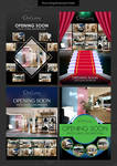 Pivot Living Opening Flyer by YulizarZ