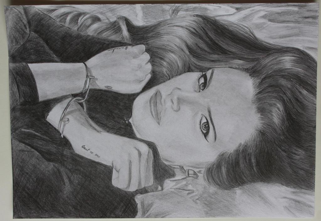 Lana Del Rey by Alicelisabeth
