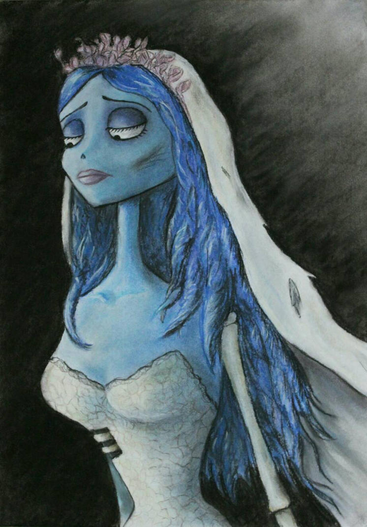 Corpse Bride by Alicelisabeth