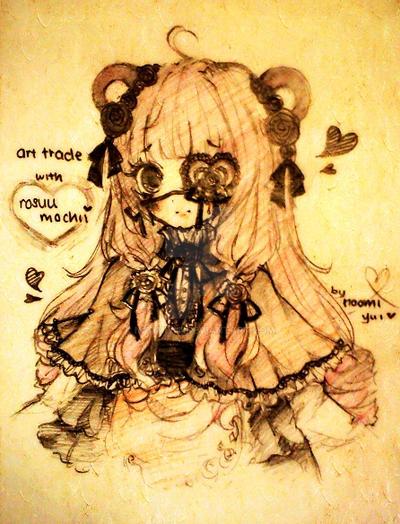 AT:Rosuu--Mochii by naomiyui
