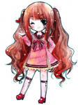 ADOPTABLE: Miss Strawberry Pocky