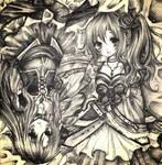 Tsubasa no Sei Art Contest Entry