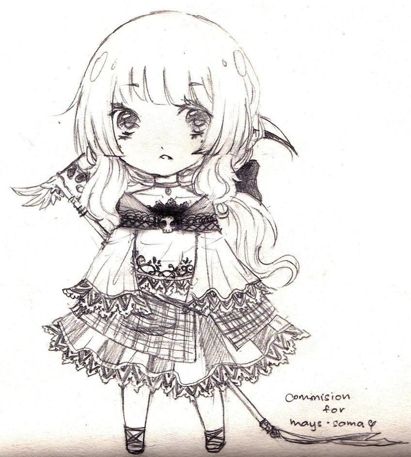 PC: Mays-sama by naomiyui