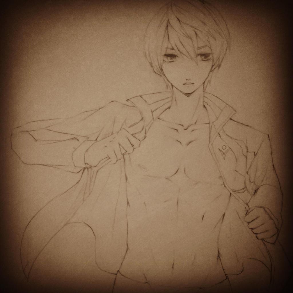 Mr. Perfectbody by naomiyui