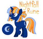 StandardVerse - Nightfall Rune