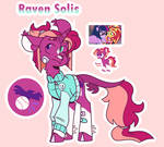 EternalVerse- Raven Solis (Bio)