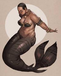 Real Mermaids Have Curves 2