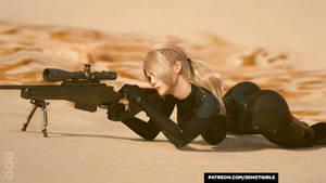 Sniper Sarah - Target Acquired