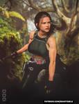 Kara In The Jungle In A Pinch