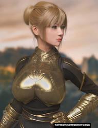 Rosalina In Royal Majestic Armor Debut