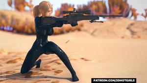 Sniper Sarah - Target Eliminated