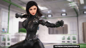 Alita Battle Angel - Can you handle her fists?